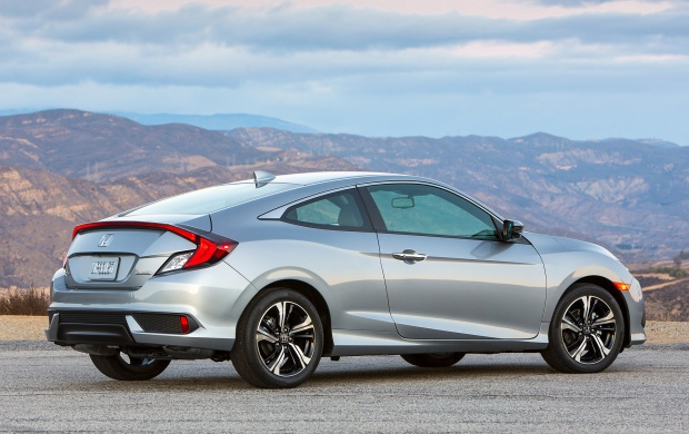 Honda Civic Coupe 2016 (click to view)