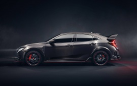 Honda Civic Type R Concept 2016
