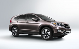 Honda CR-V-USA Version 2016