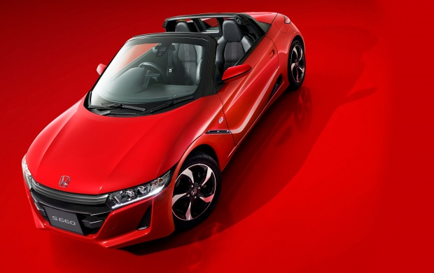 Honda S660 2015 (click to view)