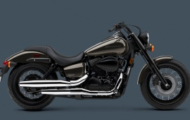 Honda Shadow Phantom 2014