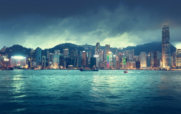 Hong Kong Beautiful Landscape (click to view)
