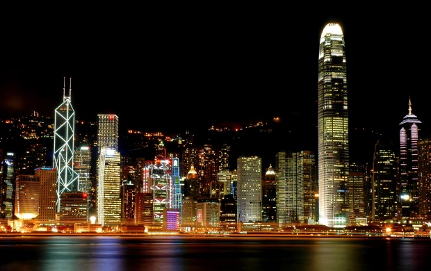 Hong Kong In Motion (click to view)