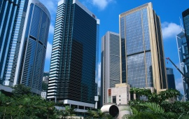 Hongkong Highrise Buildings