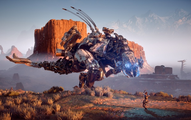 Horizon Zero Dawn Screenshots (click to view)