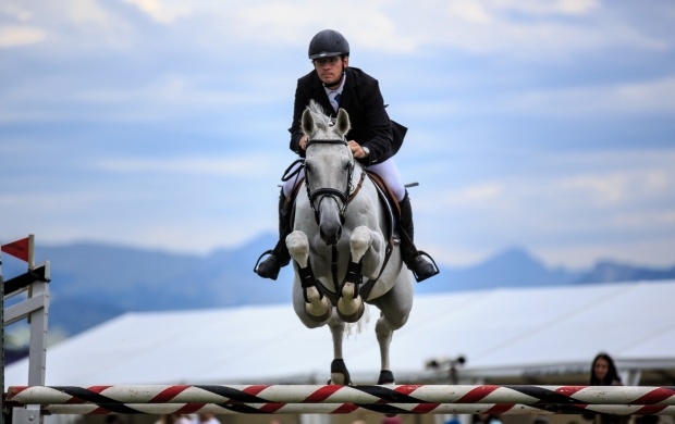 Horse Jump Sport (click to view)
