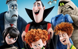 Hotel Transylvania 2 3D Movie