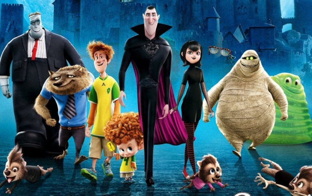Hotel Transylvania 2 Movie Poster (click to view)