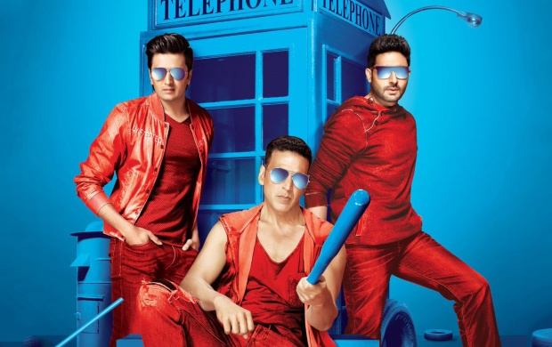 Housefull 3 Poster (click to view)