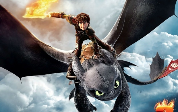 How To Train Your Dragon 2 2014 (click to view)