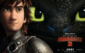 How To Train Your Dragon 2 Animated Movie