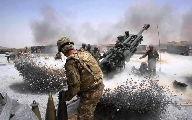 Howitzer Recoil (click to view)