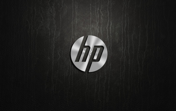 Hp Metal Logo Wallpapers