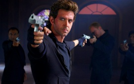 Hrithik Roshan In Bang Bang Action
