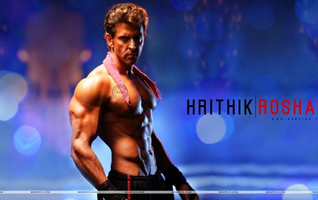 Hrithik Roshan Super Body wallpapers