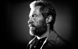 Hugh Jackman In Logan 2017