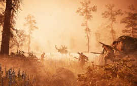 Hunting Elk Far Cry Primal
