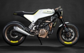 Husqvarna 401 Concepts 2017 Side View