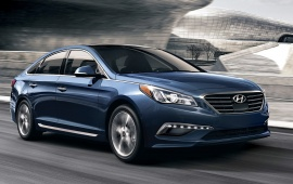 Hyundai Sonata Revealed 2016