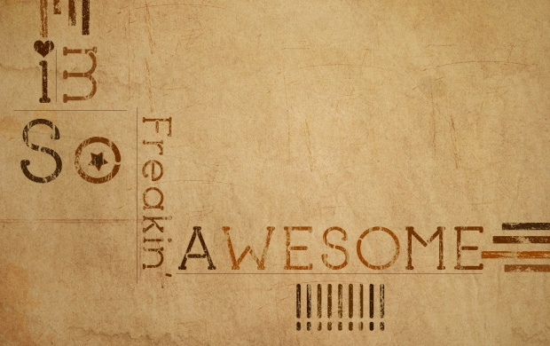 I am  So Freakin Awesome (click to view)