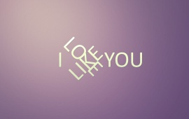 I Love Like You