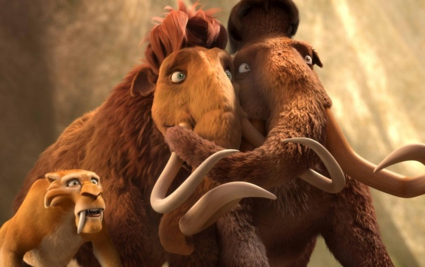 Ice Age - Dawn of the Dinosaurs (click to view)