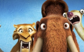Ice Age Collision Course Diego Manny And Sid
