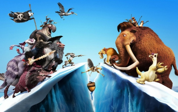 Ice Age Continental Drift (2012) (click to view)