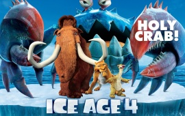 Ice Age Continental Drift Characters