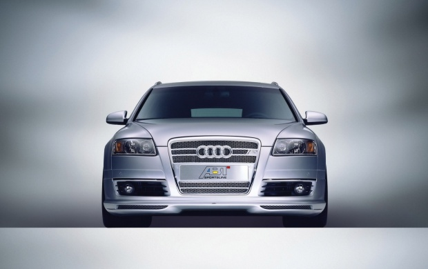In Front 2005 Audi AS6 Avant (click to view)