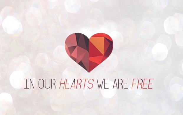 In Our Hearts We Are Free (click to view)