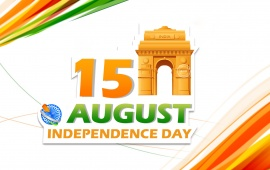 Independence Day And Red Fort