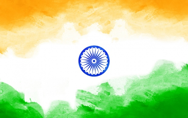 Independence Day Tiranga Water Color (click to view)