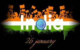 India Celebrates 66th Republic Day 2015