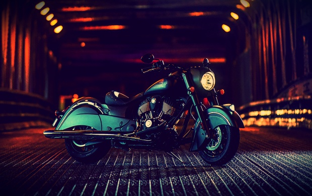 Indian Chief Dark Horse 2016 (click to view)