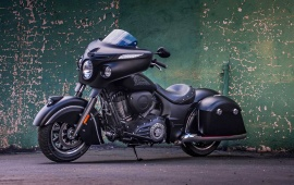 Indian Chieftain Dark Horse 2017