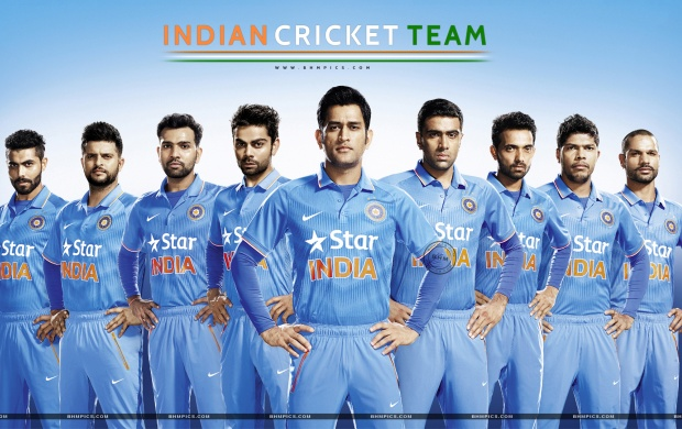 Indian Cricket Team 2015 (click to view)