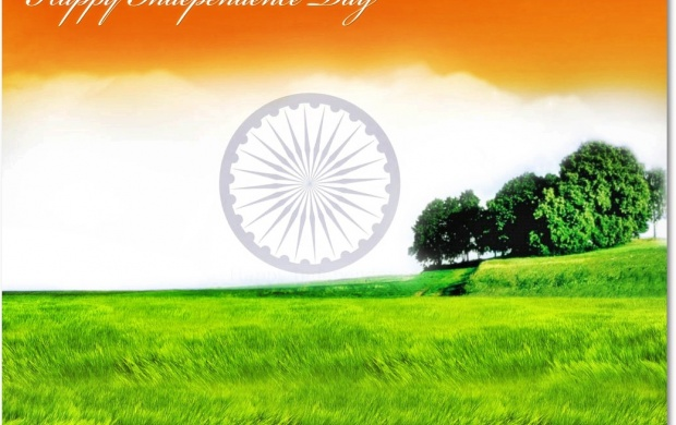 Indian Flag (click to view)