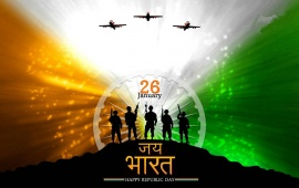 Indian Republic Day 2013