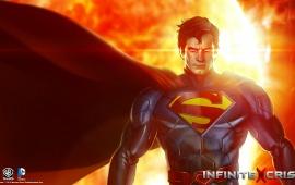Infinite Crisis Stream Champion Superman