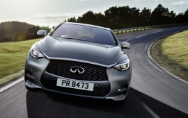Infiniti Q30S UK Version 2015