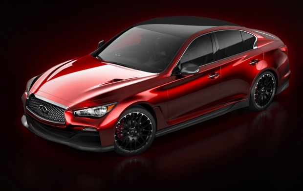 Infiniti Q50 Eau Rouge 2014 (click to view)