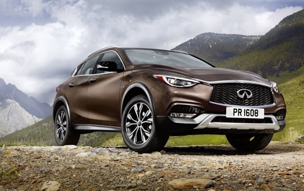 Infiniti QX30 (click to view)