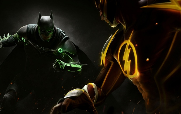 Injustice 2 Every Battle Defines You (click to view)