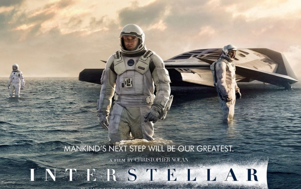 Interstellar Poster (click to view)