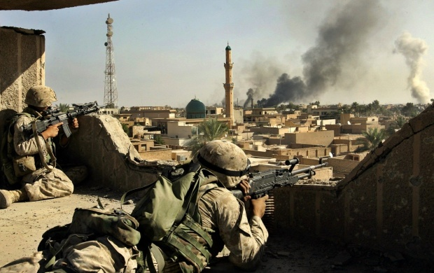 Irak In War (click to view)