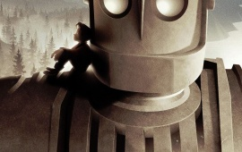 Iron Giant Movie Poster