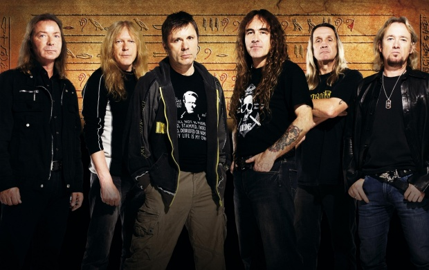 Iron Maiden (click to view)