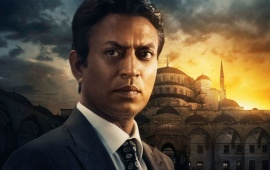 Irrfan Khan In Inferno 2016