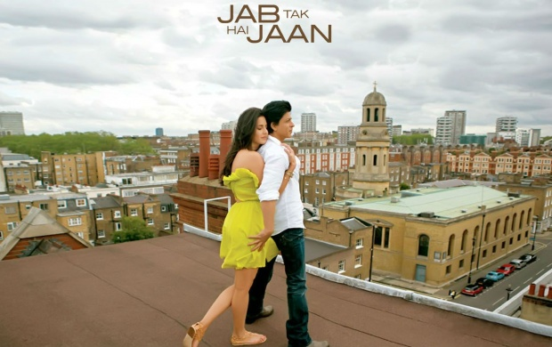 Jab Tak Hai Jaan Movie Still (click to view)